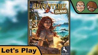 Adventure Island - Brettspiel - Let's Play