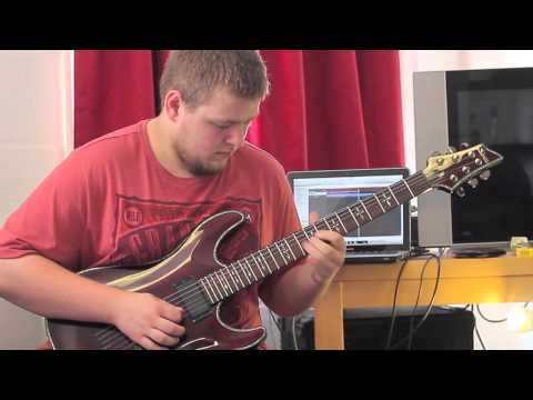 Stevie Wonder - Superstition (Guitar Cover) Josh Davy