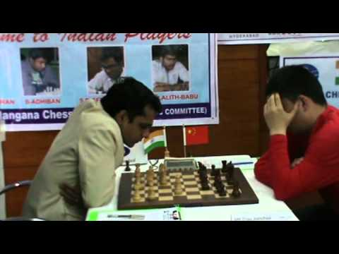 India China Chess Match 2015 R 2