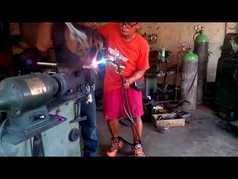 AVP Machine shop, sPiraL fabrication