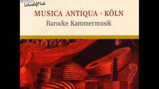 Musica Antiqua Köln, Schmelzer, Lamento sopra la morte Ferdinandi III