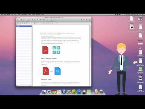 How To Add Bookmarks To PDF
