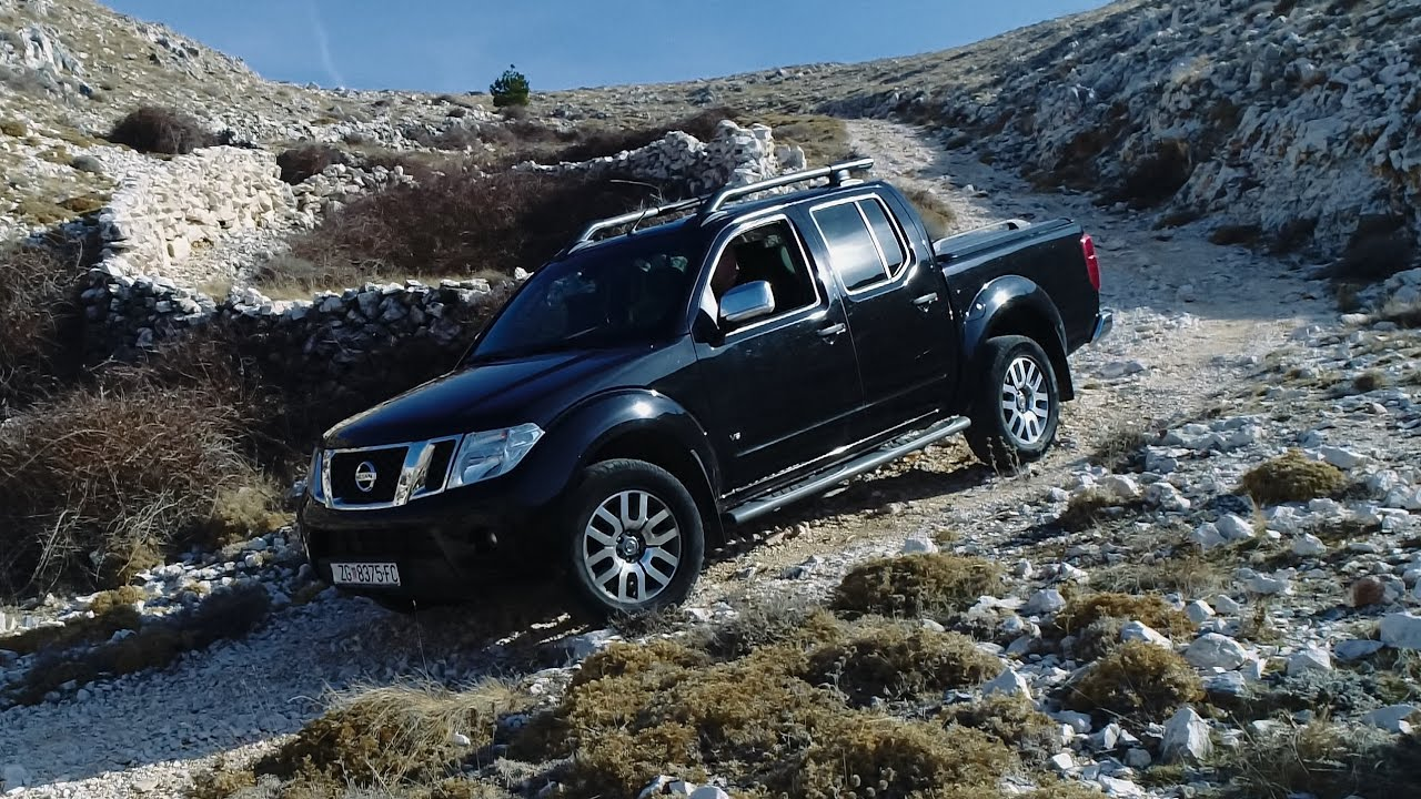 nissan navara v6 3 0 litre youtube. Black Bedroom Furniture Sets. Home Design Ideas