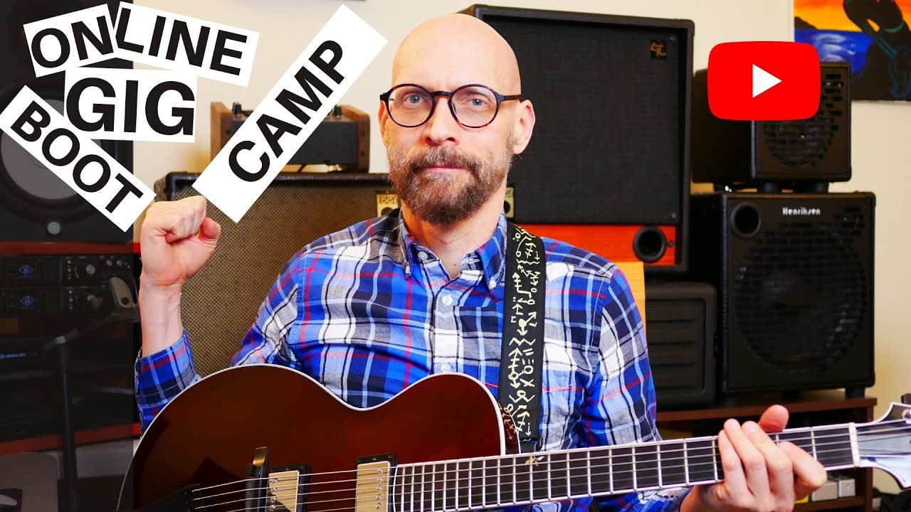 The On-Line Gig Boot Camp