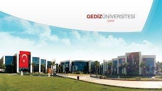 izmir gediz üniversitesi 2014