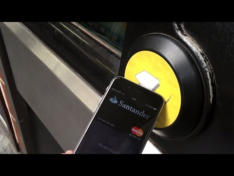 Using Apple Pay On The Underground
