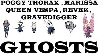 Poggy Thorax , Songtress Marissa ghost location
