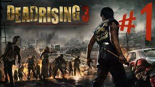 Dead Rising 3 - Parte 1: Apocalipse em Los Perdidos [ PC - Dublado em PT-BR ]