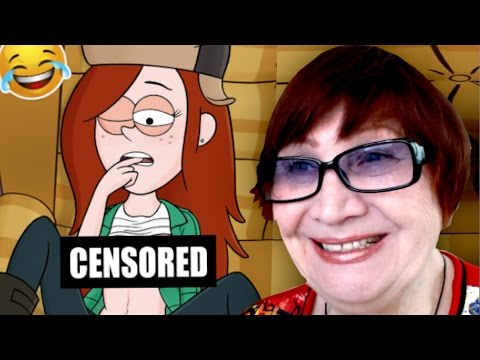 Как censored бабушку видео