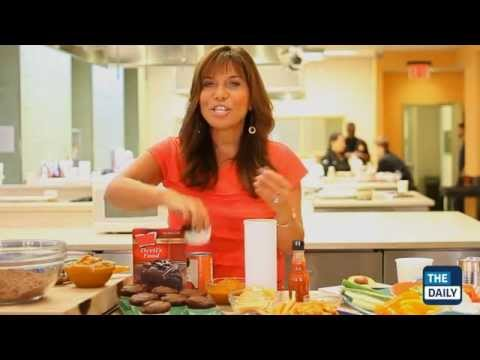 Hungry Girl's secret low-fat ingredients
