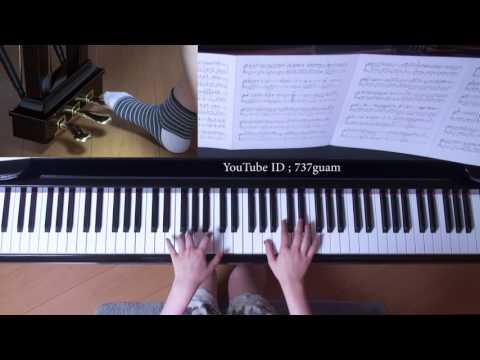 センパイ。 ピアノ HoneyWorks meets TrySail