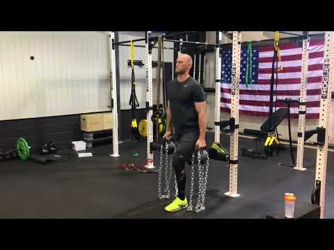 The Factory - Training session with MLB Star Michael Saunders
