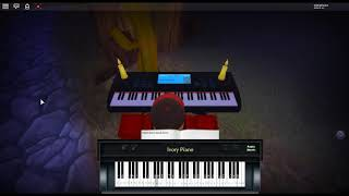 Friendship - Deltarune by: Toby Fox on a ROBLOX piano. [Torby Brand Arr.]
