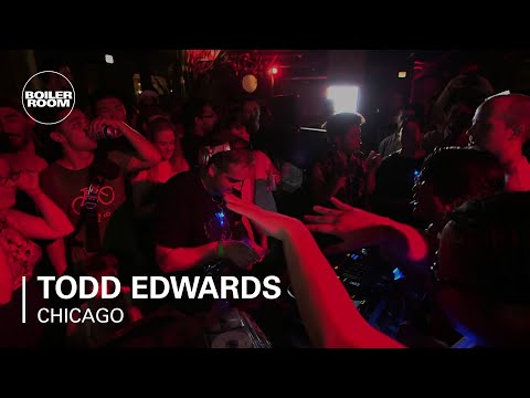 Todd Edwards Ray-Ban x Boiler Room 002 | Pitchfork Festival Afterparty DJ Set
