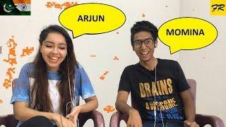 Pakistani React On Arjun Kanungo, Momina Mustehsan   Aaya Na Tu