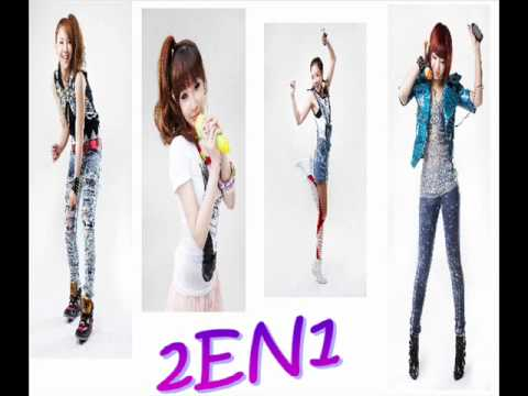 2NE1:CLAP YOUR HANDS(AUDIO).wmv
