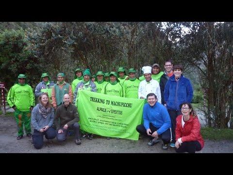 Hiking Inka Trail - Treking Camino Inka - Hiking to Machu Picchu - Hiking WaynaPicchu - Peru