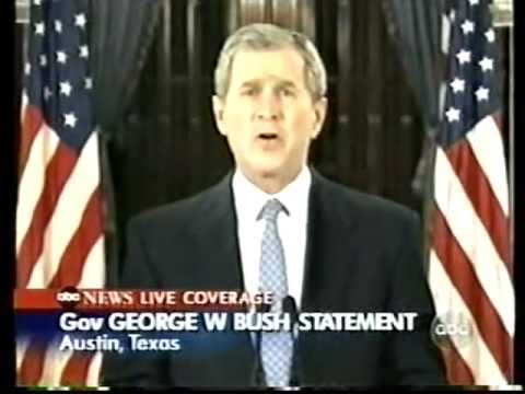 2000 Election November 26, 2000 World News Tonight
