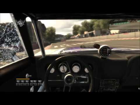 Testing Race Driver *GRID*