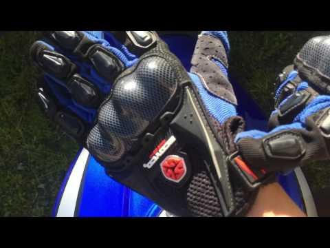 Дешёвые мотоперчатки. SCOYCO MC09 . Бюджетная мотоэкипировка