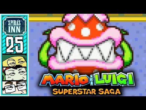 3 Klempner schlagen sich durch Mario & Luigi: Superstar Saga! - [Mama Piranha] #25