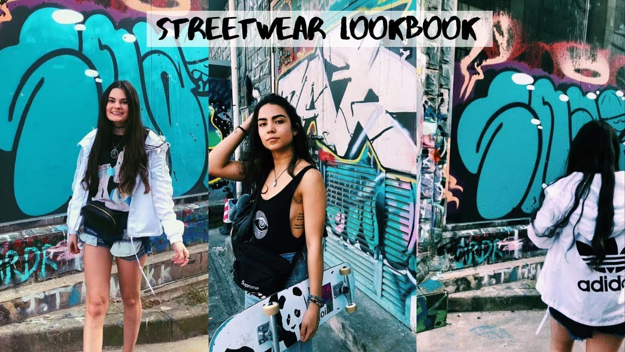 [VIDEO] - Streetwear Lookbook | Shanghai, China Edition ✶ 1