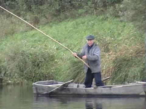 Russian Flyfishing - Old Method. Fishing Report - Ufa River.