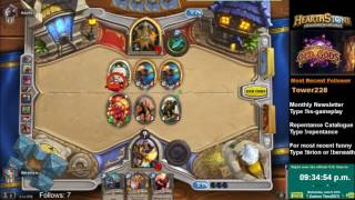 HS-R18 08Jun16 Asia- Opponent Hunter Ragequits...