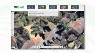 CapCAR - Vídeo 9: Etapa GEO – Áreas de uso restrito e reserva legal