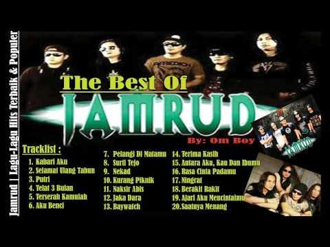 Jamrud - Lagu Hits Pilihan Terbaik| The Best Of Jamrud | Rocker Hits Populer