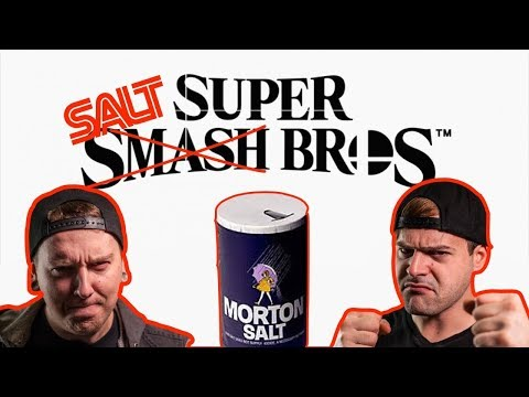 SM4SH Salt and Funny Moments   The DickeyDines Show