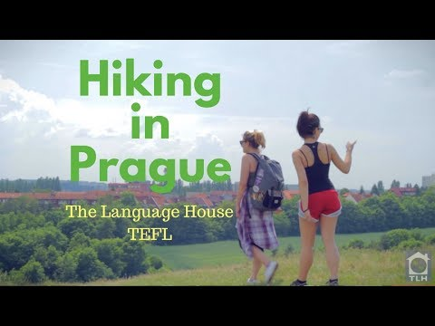 Hiking in Prague: Life in Prague Series from The Language House TEFL