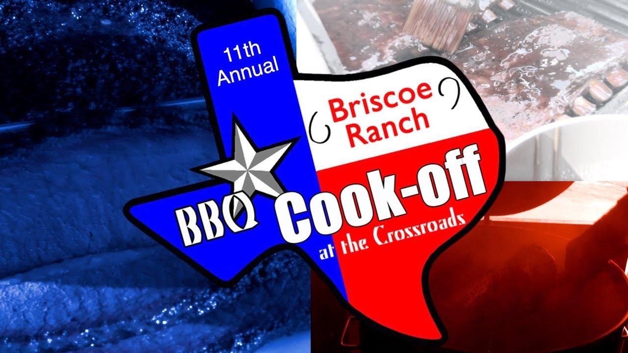 2018 Briscoe Ranch BBQ Cook-off Highlight Video