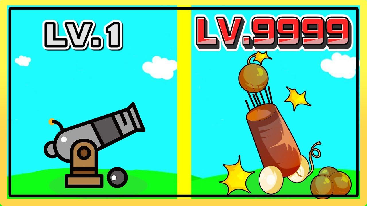 【轟炸大砲】挑戰極限!喬好角度....一次就「射進洞」!!