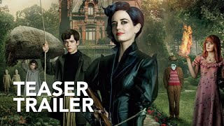 Miss Peregrine - La Casa dei Ragazzi Speciali | Teaser Trailer [HD]