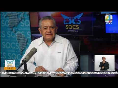 13 de enero-2021 Segunda Emisión de SQCS Noticias