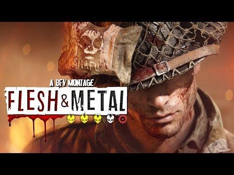 Flesh & Metal | A Battlefield 5 Montage by Russkhof thumbnail
