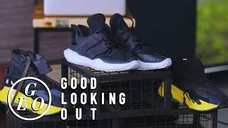 This Sneaker Designer Customizes Yeezys, Air Jordans and More | Good Looking Out