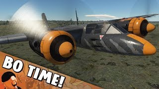 War Thunder - Ta 154 A-1 Did You Just TBLF Me!
