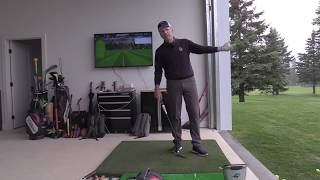 CLEAR your HIPS the EASY WAY! PERMANENTLY!! GOLF WISDOM