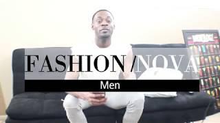Fashion Nova for Men  Scam or Naw