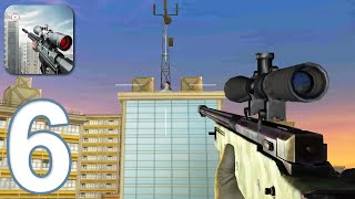 SNIPER 3D FUN FREE ONLINE FPS SHOOTING GAME - Walkthrough Gameplay Part 6 (iOS Android) screenshot 5