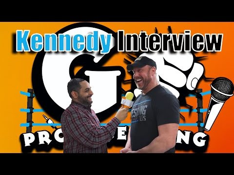 Ken Anderson (Mr. Kennedy) Interview | GO Pro Wrestling