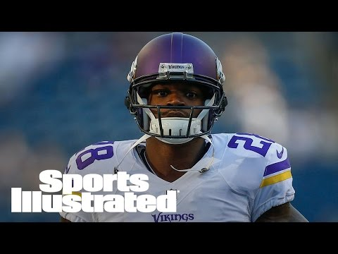 Why Adrian Peterson Decided To Join The Saints | SI NOW | Sports Illustrated
