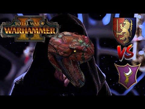 Bretonnia vs Dark Elves | HYDRA & CHILL - Total War Warhammer 2