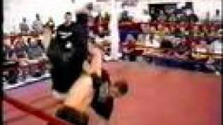 Ruthless Ray MMA Highlights