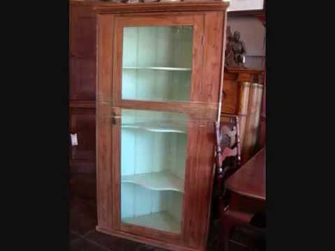 Antique Pine Furniture at India Street Antiques