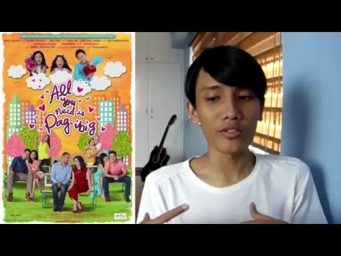 All You Need Is Pag-Ibig - Filipino movie review