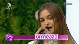 Teo Show (13.04.2018) - Pustoaica fenomen, Iuliana Beregoi, concert grandios!  Partea 1