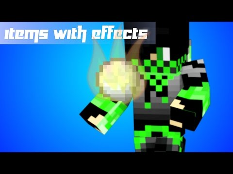 Item Holding Detection | Minecraft 1.11.2 Tutorial